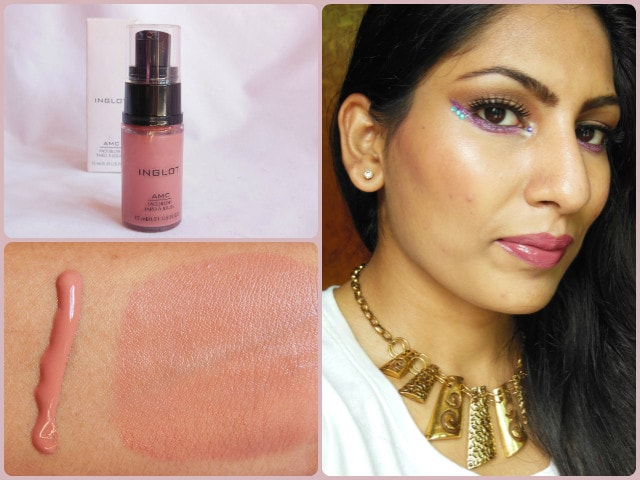 INGLOT AMC Face Liquid Blush #81 Look