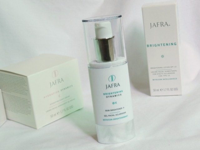 Jafra Skin Brightening Facial Serum