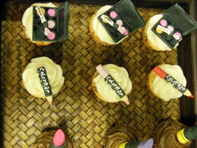 Colorbar Cosmetics Cup Cakes