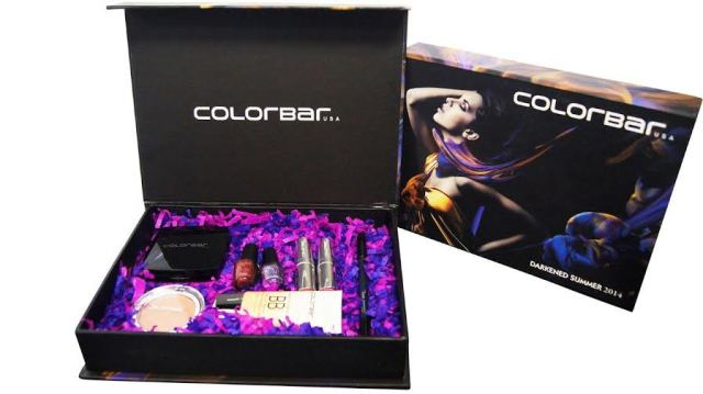 Colorbar Darkened Summer Collection