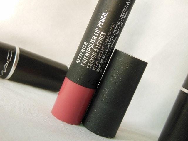 MAC Kittenish Patent Lip Polish