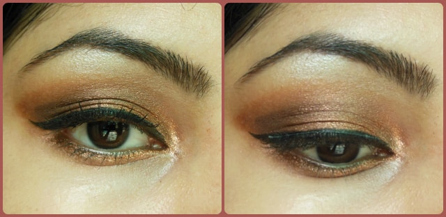 Parineeti Chopra Vogue 2014 Inspired Eye makeup Look