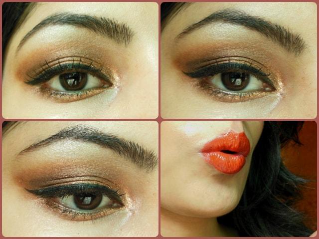 Parineeti Chopra Vogue Inspired Eye makeup