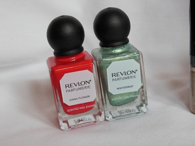 Revlon Parfumerie Nail Polish - Wintermint and China Flower