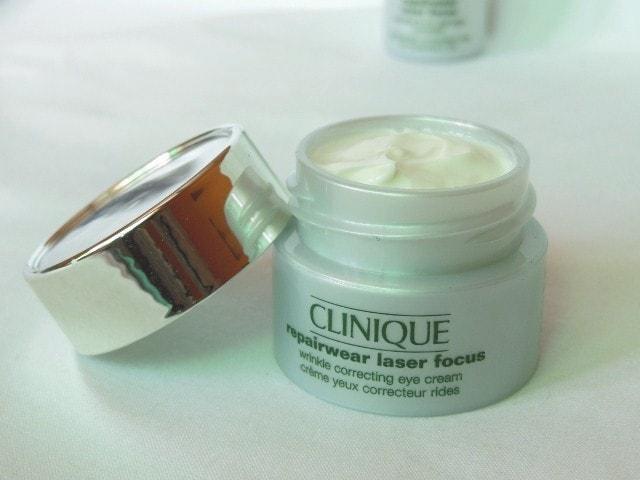 Clinique Repairwear Laser Focus Eye Cream Review