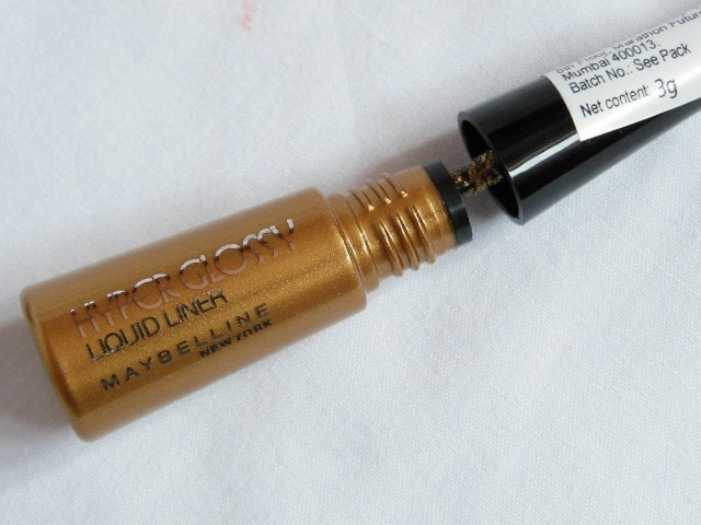 Maybelline HyperGlossy Gold Liquid Liner