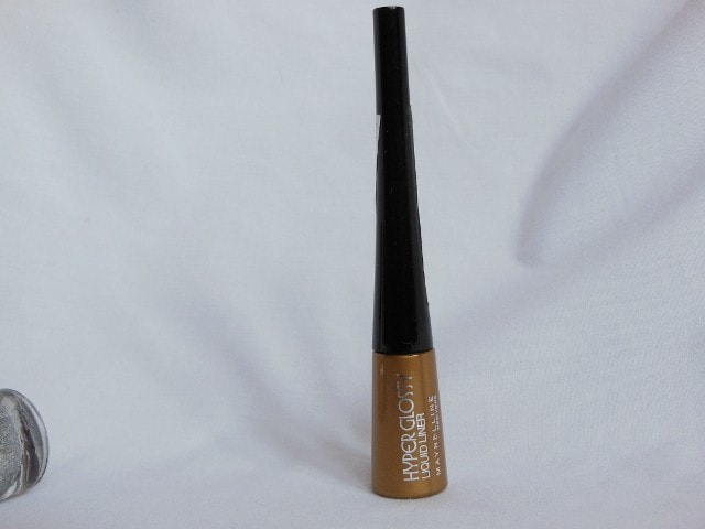 Maybelline HyperGlossy Gold Liquid Liner Review