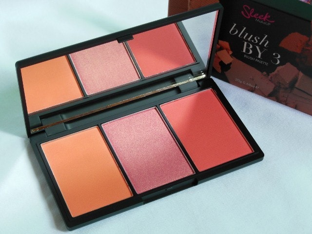 Sleek makeup Blush Palette Lace Review