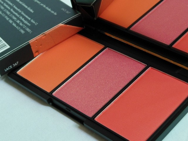 Sleek makeup  Lace 367 Blush Palette Review