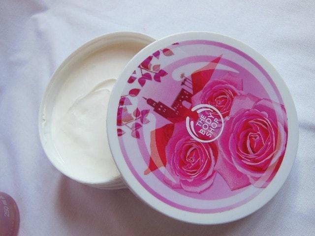 The Body Shop Body Butter - Atlas Mountain Rose