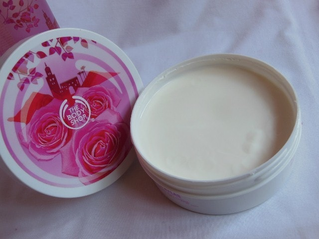 The Body Shop Body Butter - Atlas Mountain Rose Review