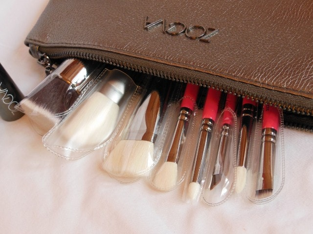 Zoeva - Pink Makeup Brush Set