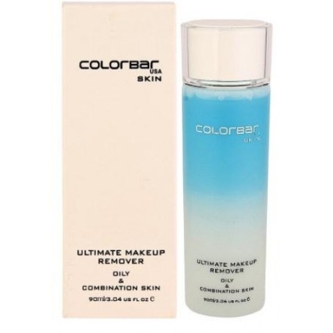 Best Makeup Removers - Colorbar Ultimate Make Up Remover  Oily Combination Skin