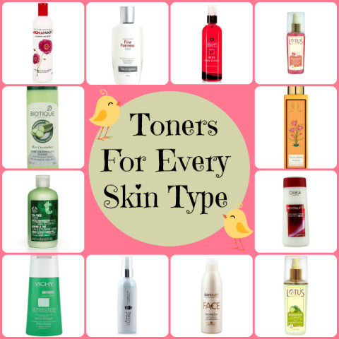 Best Toners for All Skin types India