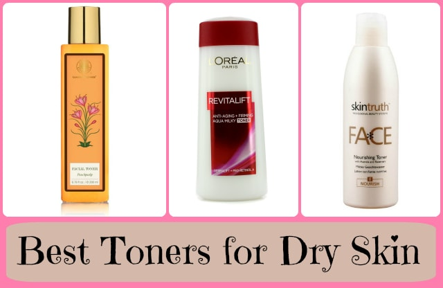 Best Toners for Dry Skin in India