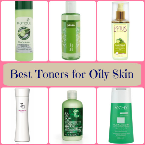 Best Toners for Oily Skin in India