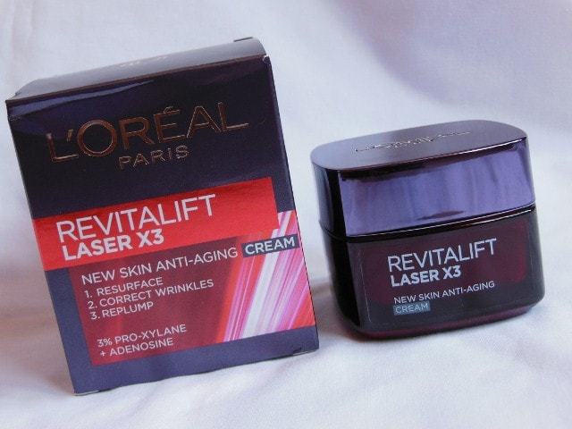 L'Oreal Paris Revitalift Laser X3 Anti Ageing Cream