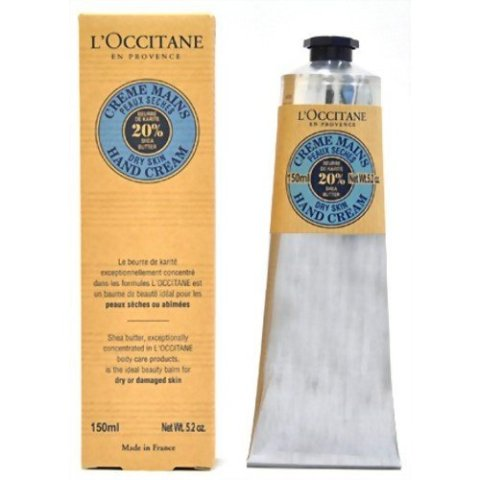 Best Hand Creams  In India - LOccitane Shea Butter Hand Cream