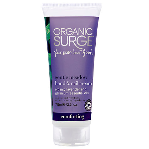 Best Hand Creams  In India - Organic Surge Gentle Meadow Hand & Nail Cream