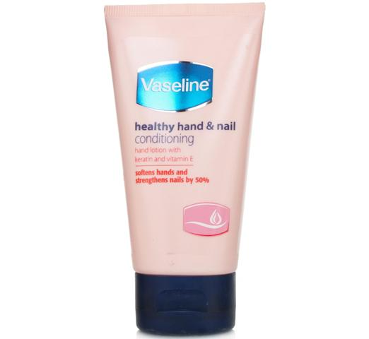 Best Hand Creams  In India - Vaseline Healthy Hand and Nail Conditioning Cream