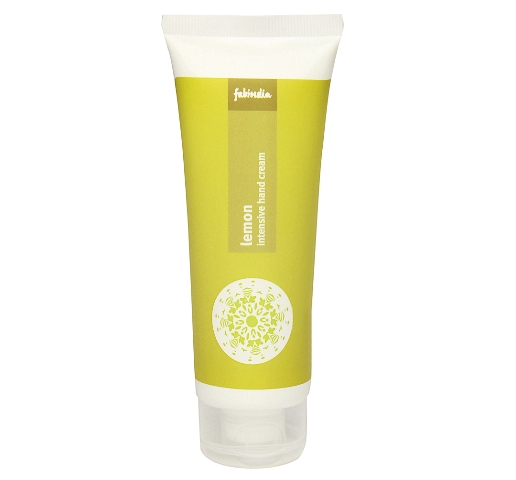 Best Hand Creams in India - Fabindia lemon intensive hand cream