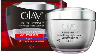Best Night Creams for Normal - Dry Skin - Olay Regenerist advanced anti-aging revitalising night cream