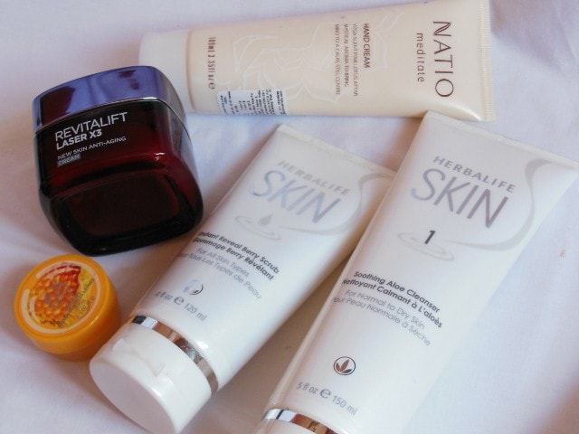 Monthly Skincare favourites - February 2015 Night Skincare Routine