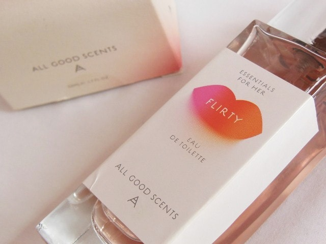 All Good Scents Eau Di Toilette Flirty