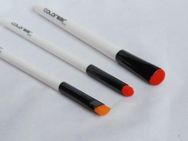 Colorbar Eye Makeup brushes Set