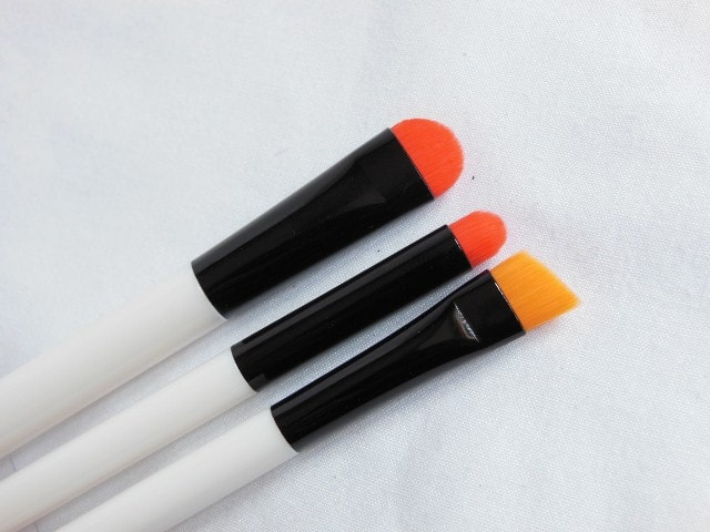 Colorbar Eye Makeup brushes