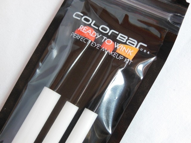 Colorbar Ready To Wink Eye Makeup Kit