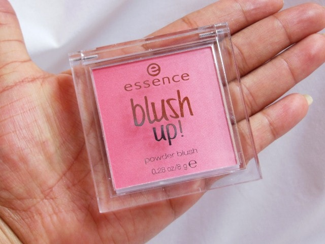 Essence Blush Up Pink Flow Powder Blush