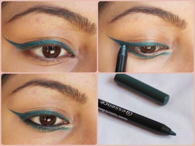 Essence Gel Eye Pencil Urban Jungle EOTD