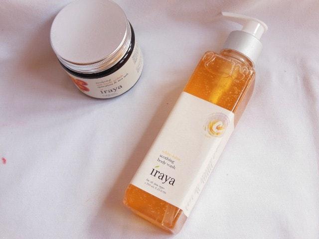 Iraya White Lotus Body Wash Review