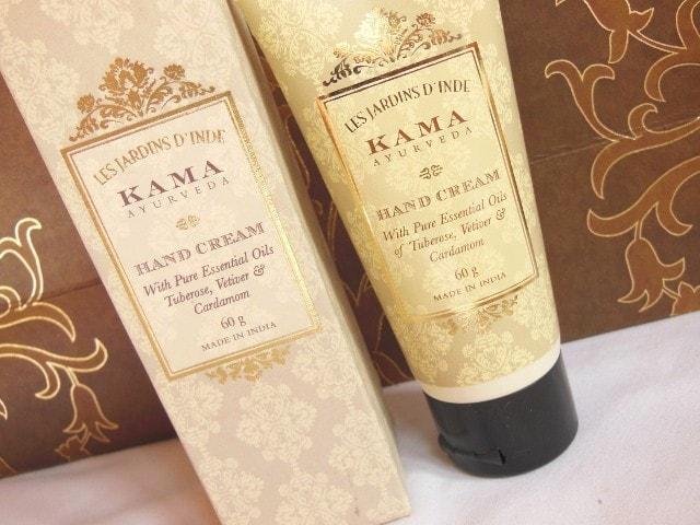 Kama Ayurveda Hand Cream Review