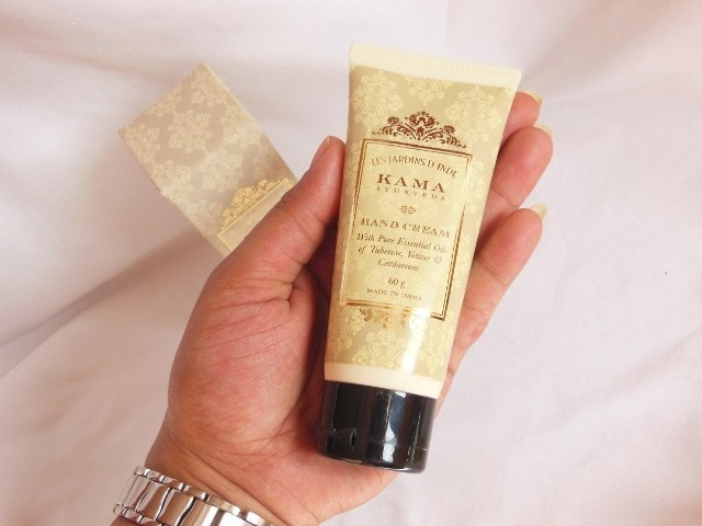 Kama Ayurveda Hand Cream With essential Oils
