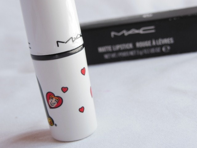 MAC Archies Collection Lipstick
