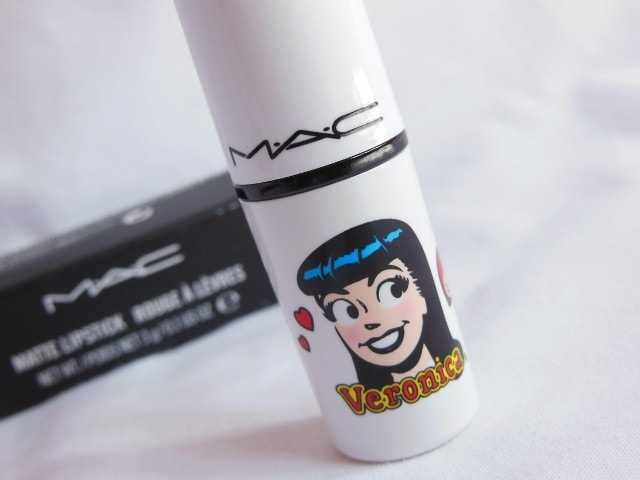 MAC Archies Collection Veronica Lipstick