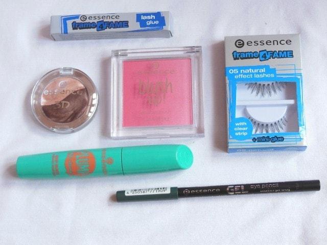 Makeup Goodies- Essence Cosmetics