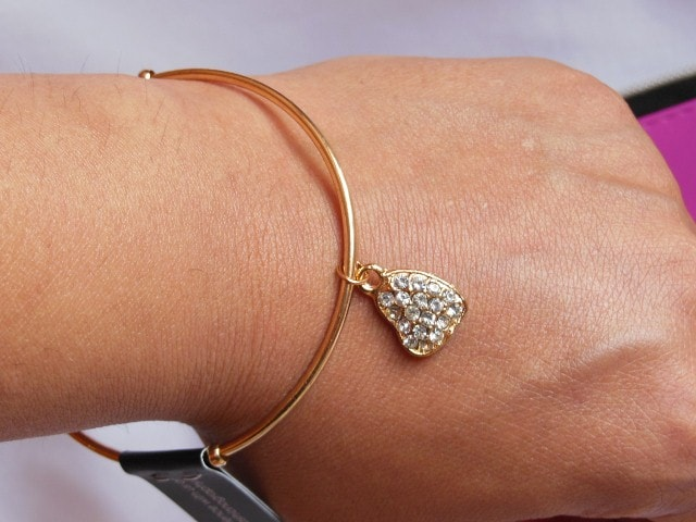 March Fab Bag - Fashionography Bracelet of Love