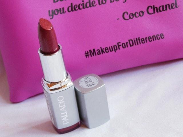 March Fab Bag -Palladio herbal Lipstick Rosey Plum