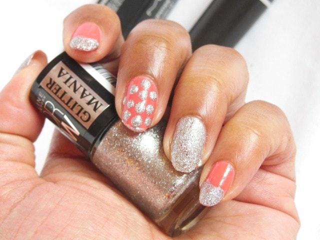Maybelline ColorShow Glitter Mania  Dazzling Diva Nails