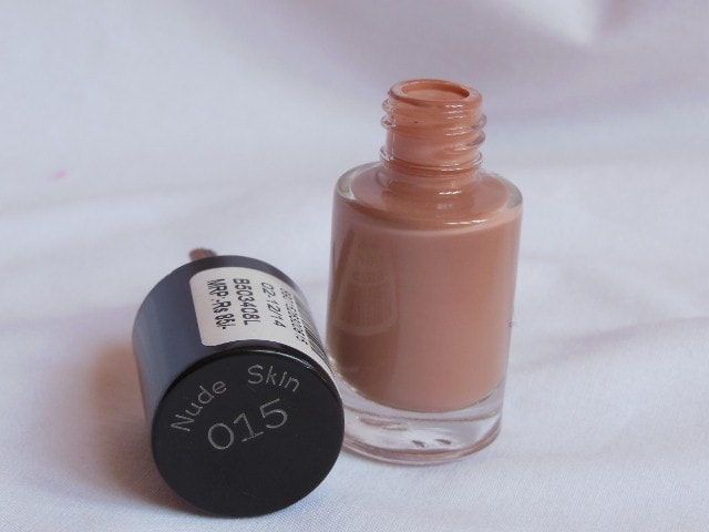 Maybelline Colorshow Nail Paint Nude Skin