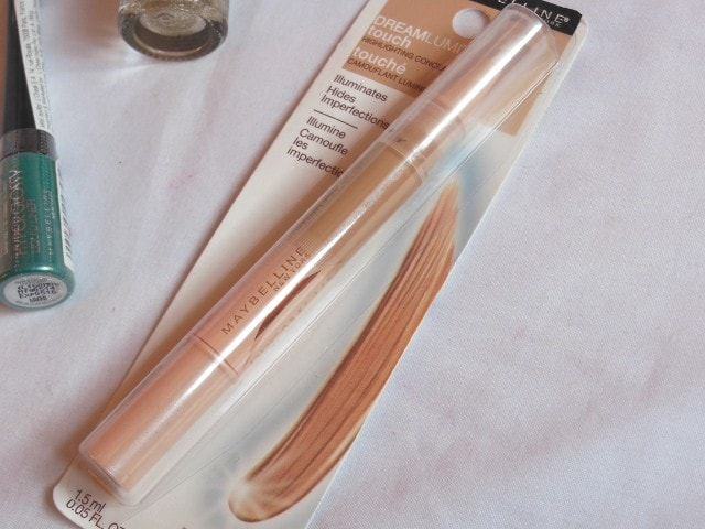 Maybelline Dream Touch Lumi Concealer Honey