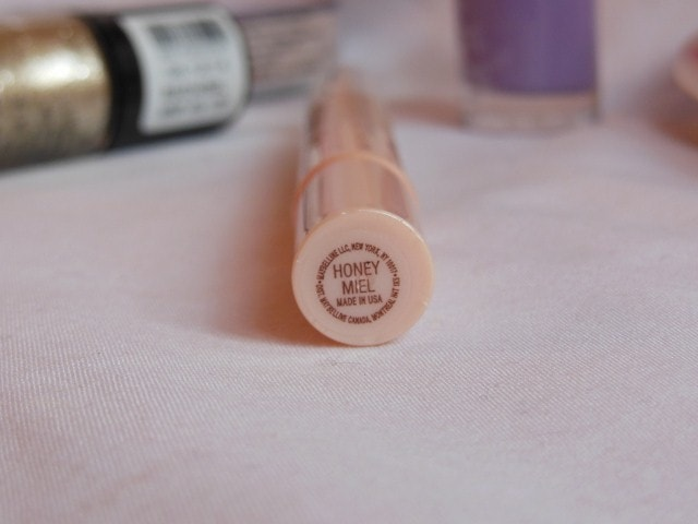 Maybelline Dream Touch Lumi Highlighting Concealer Honey Miel