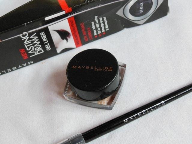 Maybelline Lasting Drama Gel  Liner Black