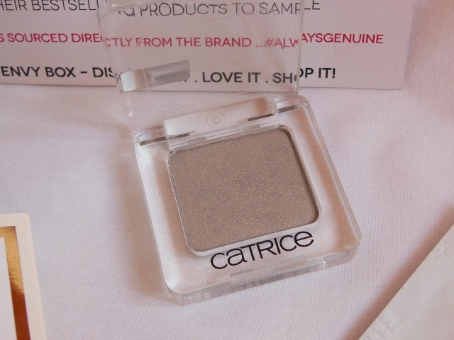 My Envy Box March 2015 - Catrice Eye Shadow