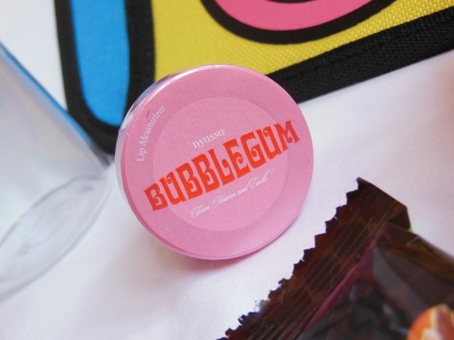 Nyassa Bubblegum Lip Balm - Sugarbox Spring Box