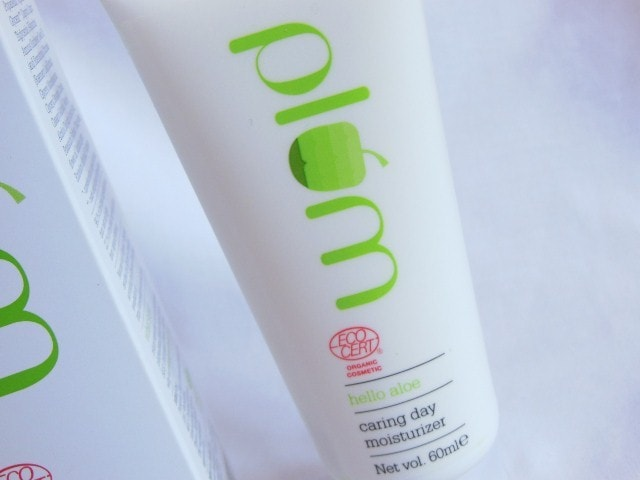 Plum Aloe Day Moisturizer Review