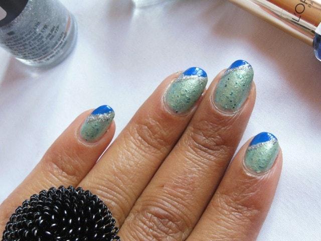 Revlon Parfumerie Nail Enamel Wintermint Nails